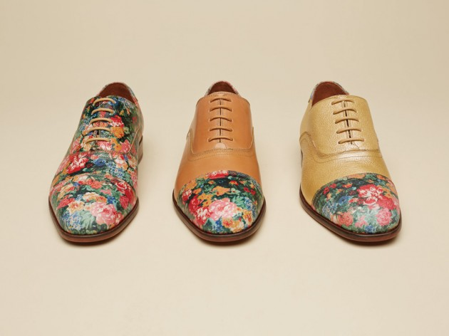 Floresheim by Duckie Brown SS14 Shoes