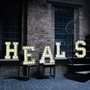 Seletti Vegaz Alphabet Letters, £319-£397 from Heals
