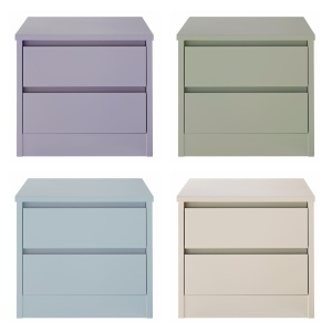 JLH bedside tables