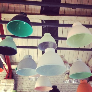 Pendant lights from Auxilium