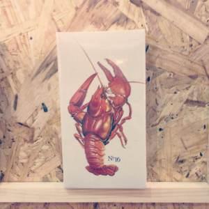 Lobster matchbox from Men's Society
