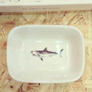 Shark soap dish from Men's Society