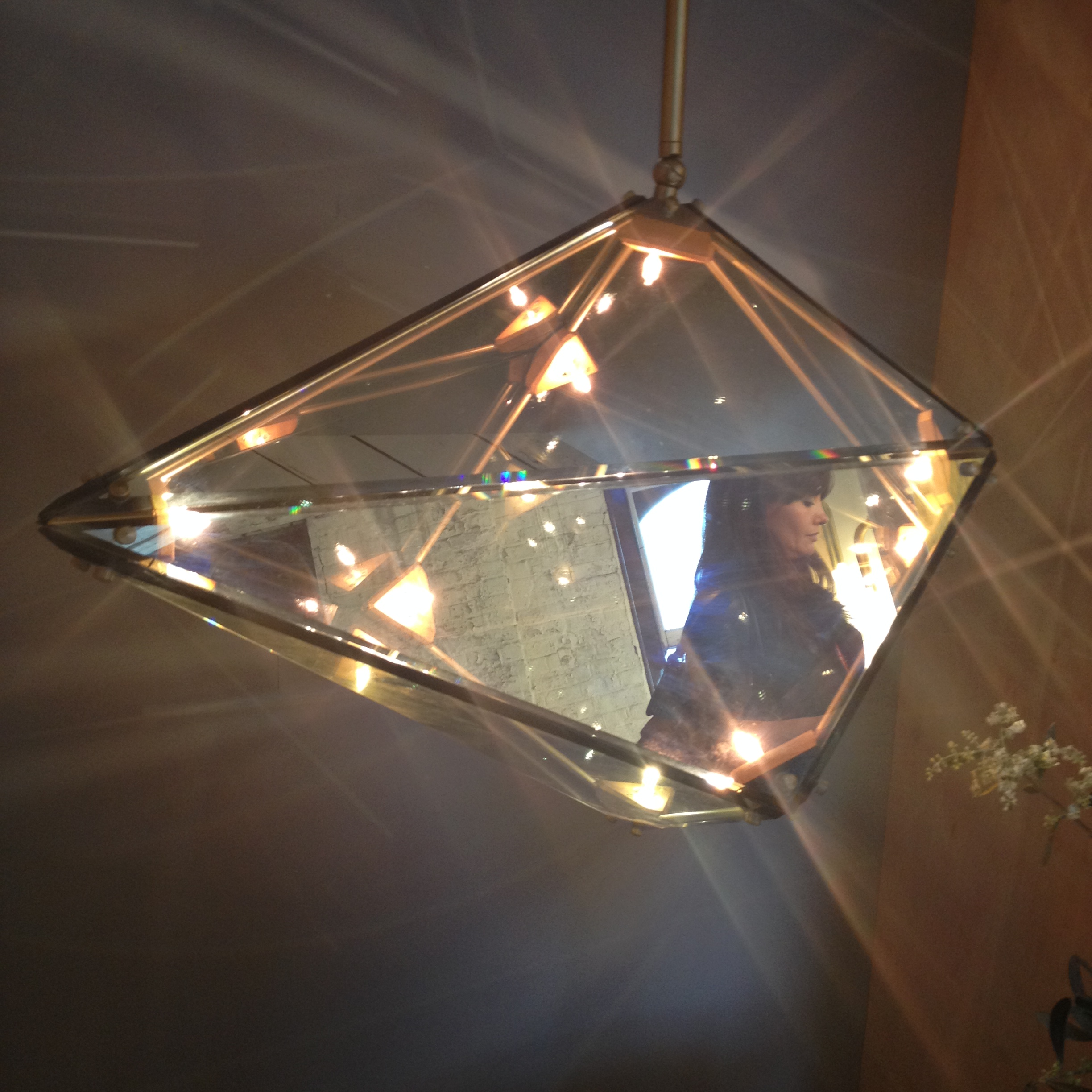 Lite Up Glass Lamps : Lighting up at clerkenwell design week