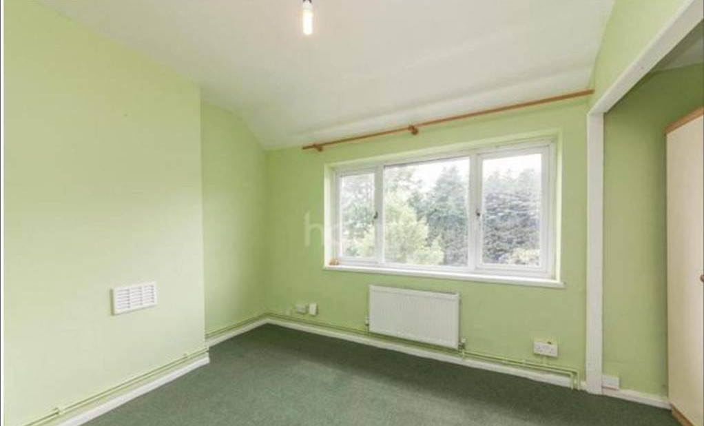 Lessingham Road Bedroom
