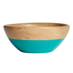 Wooden Bowl, H&M, £6.99