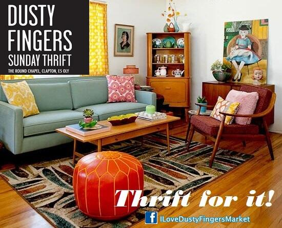 Dusty Fingers Vintage Market