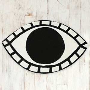 All Seeing Eye Rug, £30 from Urban Outfitters