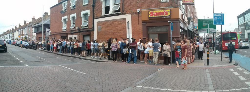 Honest Burger opens in Tooting