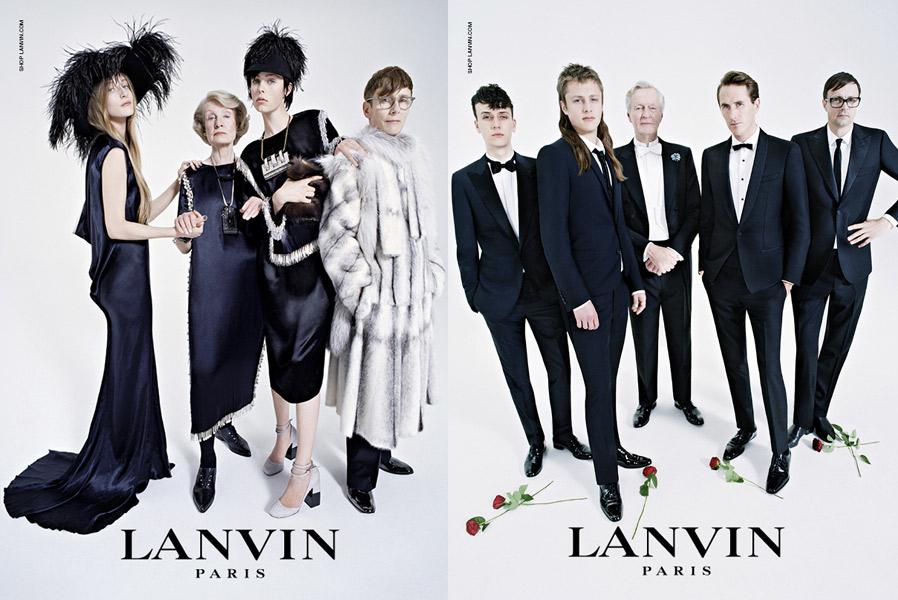 LANVIN A/W14 CAMPAIGN