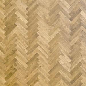 Natura Oak Rustic Parquet Block Flooring