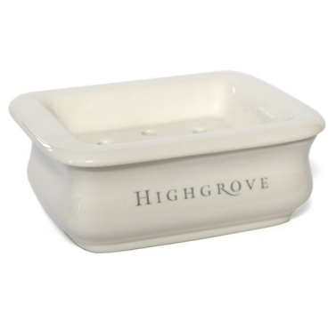Victorian Soap Dish & Drainer, £24.95 - Highgrove