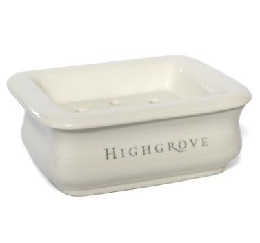 Victorian Soap Dish & Drainer, £24.95 - Highgrove