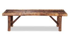 Bamboo bench, £39.99 - Primrose