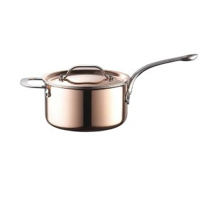 Copper Tri-Ply Pans, from £16.99 - Lakeland