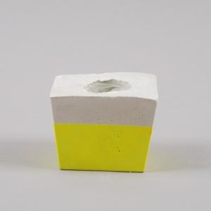 Sarai Planter in Neon Yellow, £43.00