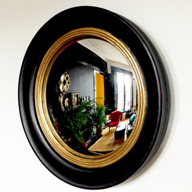 Porthole Convex Mirror, £79 - Pierrot et Coco