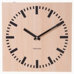 Dual Station Clock, £69 - dwell