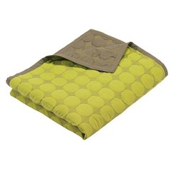 Mega dot reversible quilt by HAY, £144 - Selfridges