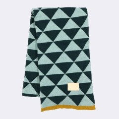 Remix Blanket, £106 - Ferm Living
