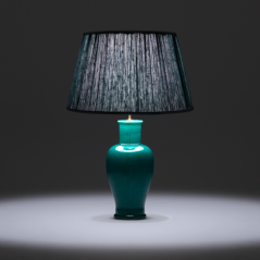 Table lamp and shade, £117 - Pooky
