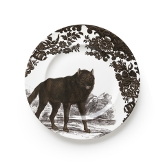 Wolf plate from Volpe and Volpe, £45