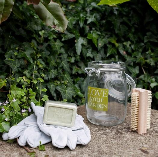 Garden jar gift set - £18.00