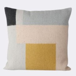 Kelim cushion from Ferm Living