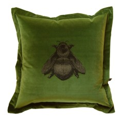 Timorous Beasties Bee Cushion, £108 - Rume