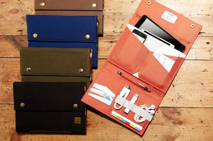 Portable Organiser from Knomo, £45