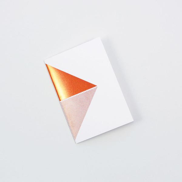 Reflex Pocketbook Copper & White, £5.00 from Tom Pigeon