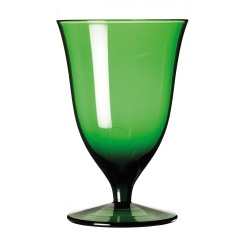Green Melford Goblet, set of 4, £30.00 - OKA