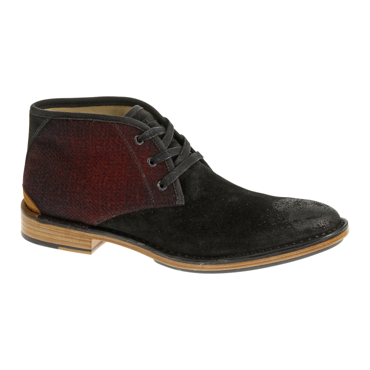 The Halyard Boot, £179 by Sebago