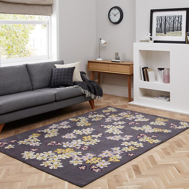 The Crocus rug designed for John Lewis