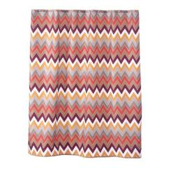 Tribal Shower Curtain, £7.99 - Dunelm Mill