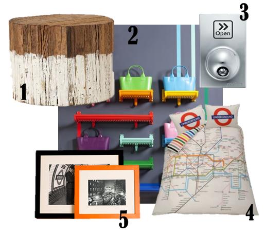 London Underground Homewares