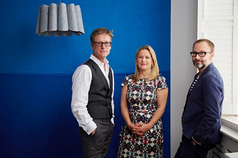 The GIDC judges - Dan, Sophie and Tom / Image: Alun Calendar
