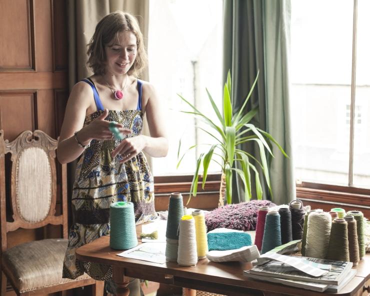Wendy Morrison rug designer
