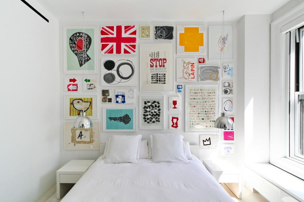 Framed-Wall-Art-For-Bathroom-decor-ideas-gallery-in-Bedroom-Contemporary-design-ideas-