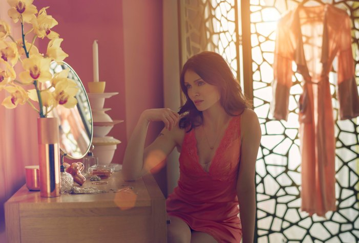 Sophie Ellis-Bextor announced as the face of 'Copper Blush' for Dulux 2015 Colour of the Year