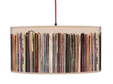 Stacks and Stripes 20 inch lampshade, £99