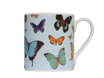 Bugs and Butterflies Mug, £12