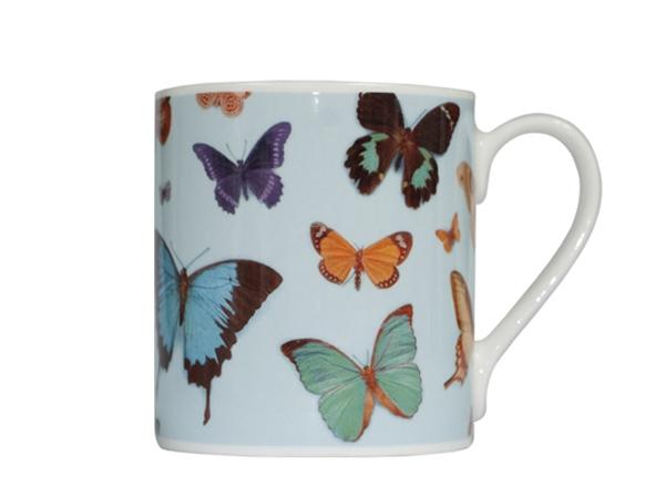Bugs and Butterflies Mug, £12