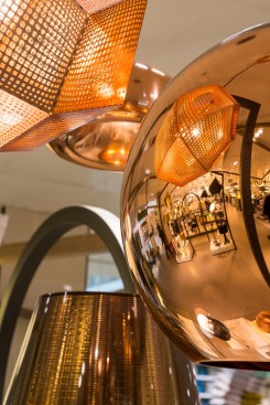 Tom Dixon lighting at John Lewis