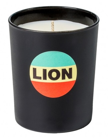 Bella Freud Lion candle, £40