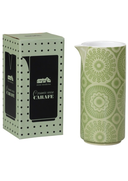 Ceramic carafe, £21.95