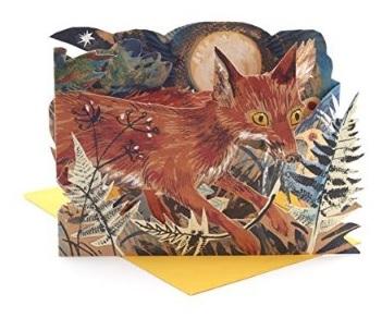 Fox card, £4.50