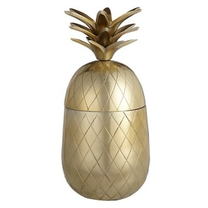 Gold Pineapple, £40