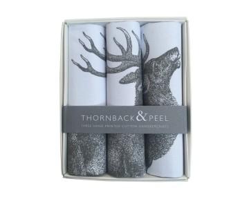 Stag hanky box, £14.95