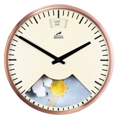 Weather clock, from £275