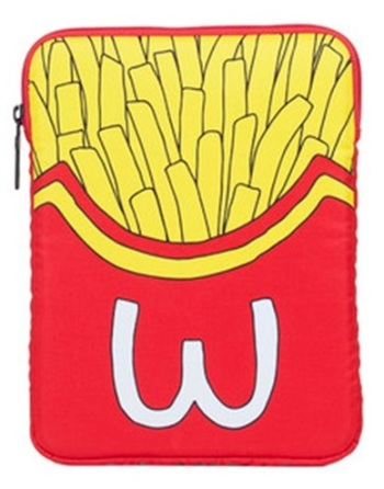 Fries iPad case, £24